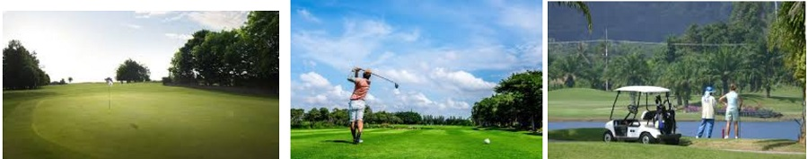 Email list of Golf Clubs